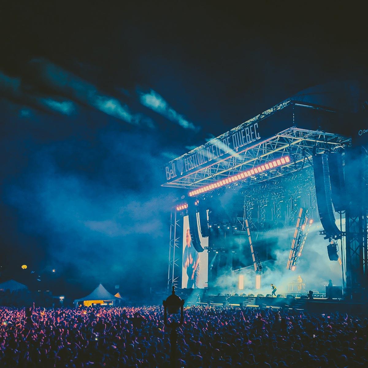 Event & Live Entertainment Clearances
